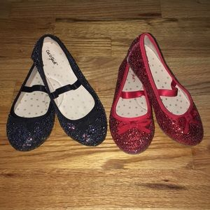 c206bb1ea454 Kids Girls Red Sparkle Shoes on Poshmark